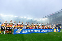 Picture by Alex Whitehead/SWpix.com - 07/10/2017 - Rugby League - Betfred Super League Grand Final - Castleford Tigers v Leeds Rhinos - Old Trafford, Manchester, England - Brief.