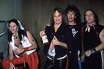 Blackfoot - Greg Walker,Ricky Medlocke,Ken Hensley, Jackson Spires 1985 Ken Hensley,