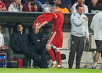 Franck RIBERY, FCB 7<br /> 12.09.2017, Football Champions League 2017/2018, FC Bayern Muenchen - RSC Anderlecht, in Allianz-Arena Muenchen. *** Local Caption *** © pixathlon<br /> Contact: +49-40-22 63 02 60 , info@pixathlon.de