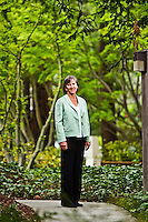 Mary Meeker pictures: executive portrait photography of Mary Meeker of Kleiner Perkins KPCB, by San Francisco corporate photographer Eric Millette