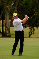 Peter Lonard (AUS) on the 3rd fairway during round 2 of the Australian PGA Championship at  RACV Royal Pines Resort, Gold Coast, Queensland, Australia. 20/12/2019.<br /> Picture TJ Caffrey / Golffile.ie<br /> <br /> All photo usage must carry mandatory copyright credit (© Golffile | TJ Caffrey)