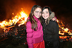 Bonfire on Marleys Lane...Photo NEWSFILE/Jenny Matthews.(Photo credit should read Jenny Matthews/NEWSFILE)....This Picture has been sent you under the condtions enclosed by:.Newsfile Ltd..The Studio,.Millmount Abbey,.Drogheda,.Co Meath..Ireland..Tel: +353(0)41-9871240.Fax: +353(0)41-9871260.GSM: +353(0)86-2500958.email: pictures@newsfile.ie.www.newsfile.ie.FTP: 193.120.102.198.