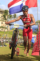 2016 XTERRA Maui - Transition