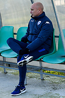 Eugenio Corini coach of Brescia Calcio <br /> Roma 30/12/2019 Stadio Giulio Onesti <br /> Football  Friendly match <br /> Trastevere Calcio - Brescia FC <br /> Photo Andrea Staccioli / Insidefoto
