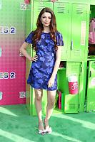 "LOS ANGELES - JAN 25:  Nikki Hahn at the ""Zombies 2"" Screening at the Disney Studios on January 25, 2020 in Burbank, CA"