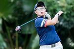 Golfer Yi-Ting Lai of Taiwan during the 2017 Hong Kong Ladies Open on June 10, 2017 in Hong Kong, Hong Kong. Photo by Chris Wong / Power Sport Images.