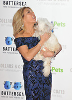 Jilly Johnson at the Battersea Dogs &amp; Cats Home Collars &amp; Coats Gala Ball 2018, Battersea Evolution, Battersea Park, London, England, UK, on Thursday 01 November 2018.<br /> CAP/CAN<br /> &copy;CAN/Capital Pictures