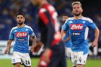 Lorenzo Insigne of Napoli<br /> Napoli 09-11-2019 Stadio San Paolo <br /> Football Serie A 2019/2020 <br /> SSC Napoli - Genoa CFC<br /> Photo Cesare Purini / Insidefoto