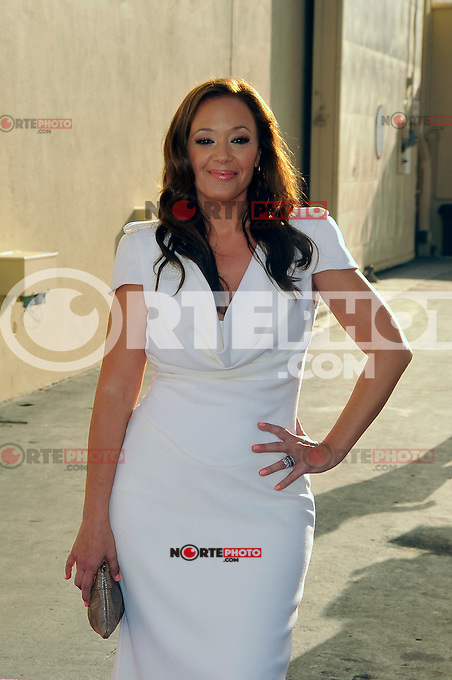 Lea Remini at the Disney Media Networks International Upfronts at Walt Disney Studios on May 20, 2012 in Burbank, California. © mpi35/MediaPunch Inc.