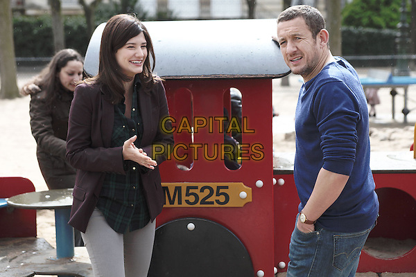 Alice Pol, Dany Boon<br /> in Supercondriaque (2014) <br /> *Filmstill - Editorial Use Only*<br /> CAP/NFS<br /> Image supplied by Capital Pictures