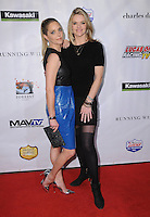 """06 February 2017 - Hollywood, California - Christina Moore, Missi Pyle. """"Running Wild"""" Los Angeles Premiere held at the TCL Chinese 6 Theater. Photo Credit: Birdie Thompson/AdMedia"""