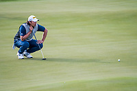 Gavin Green (MAS) in action on the 2nd hole during the final round at the KLM Open, The International, Amsterdam, Badhoevedorp, Netherlands. 15/09/19.<br /> Picture Stefano Di Maria / Golffile.ie<br /> <br /> All photo usage must carry mandatory copyright credit (© Golffile | Stefano Di Maria)