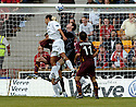 12/08/2006        Copyright Pic: James Stewart.File Name : sct_jspa18_motherwell_v_aberdeen.MOTHERWELL KEEPER GRAEME SMITH SEEMS TO BE IMPEADED B Y KARIM TOUZANI JUST BEFORE DARREN MACKIE SCORED ABERDEEN'S SECOND.......Payments to :.James Stewart Photo Agency 19 Carronlea Drive, Falkirk. FK2 8DN      Vat Reg No. 607 6932 25.Office     : +44 (0)1324 570906     .Mobile   : +44 (0)7721 416997.Fax         : +44 (0)1324 570906.E-mail  :  jim@jspa.co.uk.If you require further information then contact Jim Stewart on any of the numbers above.........
