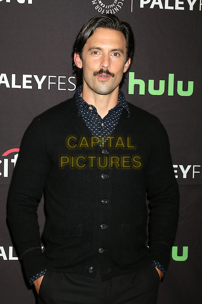 BEVERLY HILLS, CA - SEPTEMBER 13: Milo Ventimiglia at the PaleyFest 2016 Fall TV Preview featuring NBC at the Paley Center For Media in Beverly Hills, California on September 13, 2016. <br /> CAP/MPI/DE<br /> &copy;DE/MPI/Capital Pictures