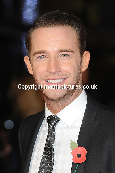 NON EXCLUSIVE PICTURE: PAUL TREADWAY / MATRIXPICTURES.CO.UK<br /> PLEASE CREDIT ALL USES<br /> <br /> WORLD RIGHTS<br /> <br /> X Factor 2014 contestant Jay James attending the World Premiere of The Hunger Games: Mockingjay Part 1 at Odeon Leicester Square, in London.<br /> <br /> NOVEMBER 10th 2014<br /> <br /> REF: PTY 144734