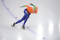 SPEEDSKATING: SOCHI: Adler Arena, 24-03-2013, Essent ISU World Championship Single Distances, Day 4, 500m Men, Ronald Mulder  (NED), © Martin de Jong