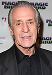 "Pat Riley.attending the Broadway Opening Night Performance After Party for ""Magic / Bird"" at the Edison Ballroom in New York City on April 11, 2012"