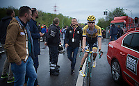 Wilco Kelderman (NLD/LottoNL-Jumbo) finished 37th<br /> <br /> 101th Liège-Bastogne-Liège 2015