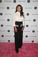 LOS ANGELES, CA - AUGUST 10: Jeannie Mai, at Beautycon Festival Los Angeles 2019 - Day 1 at Los Angeles Convention Center in Los Angeles, California on August 10, 2019.  <br /> CAP/MPI/SAD<br /> ©SAD/MPI/Capital Pictures