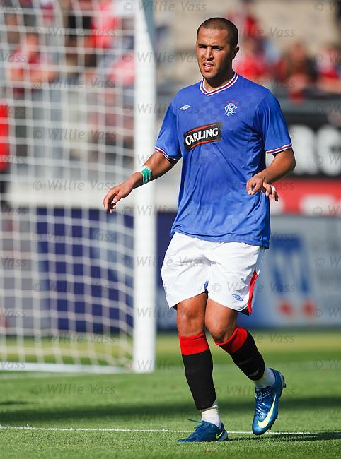 Madjid Bougherra, Rangers