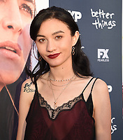 "NORTH HOLLYWOOD, CA - APRIL 19: Milla Sofia Press attends the For Your Consideration Red Carpet event for FX's ""Better Things"" at the Wolf Theatre at Saban Media Center on April 19, 2018 in North Hollywood, California. (Photo by Frank Micelotta/FX/PictureGroup)"