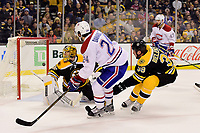 NHL 2016: Canadiens vs Bruins OCT 22