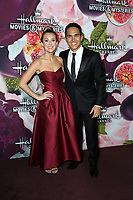 LOS ANGELES - JAN 13:  Alexa PenaVega, Carlos PenaVega at the Hallmark Channel and Hallmark Movies and Mysteries Winter 2018 TCA Event at the Tournament House on January 13, 2018 in Pasadena, CA