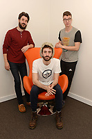 FEB 12 AJR visit radio station Hits 97.3 Live