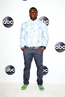 BEVERLY HILLS, CA - August 7: Okieriete Onaodowan, at Disney ABC Television Hosts TCA Summer Press Tour at The Beverly Hilton Hotel in Beverly Hills, California on August 7, 2018. <br /> CAP/MPI/FS<br /> &copy;FS/MPI/Capital Pictures
