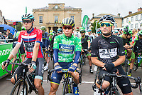 Picture by Alex Whitehead/SWpix.com - 06/09/2017 - Cycling - OVO Energy Tour of Britain - Stage 4, Mansfield to Newark-on-Trent - Caleb Ewan