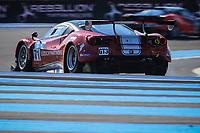 #71 LUZICH RACING (CHE) FERRARI 488 GT3 MIKKEL MAC (DNK) FABIEN LAVERGNE (FRA)