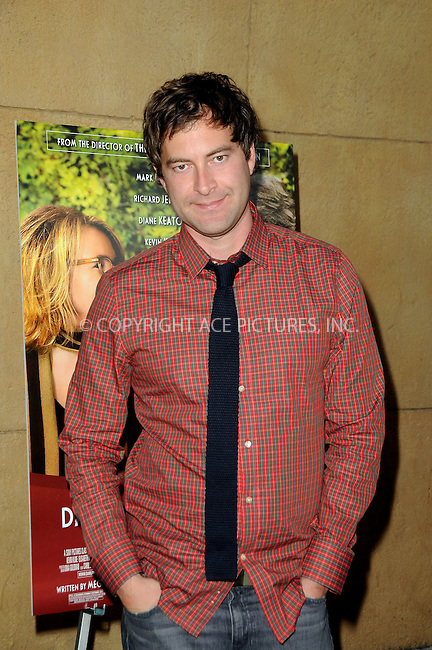 WWW.ACEPIXS.COM . . . . .  ....April 17 2012, LA....Mark Duplass arriving at the premiere of 'Darling Companion' at American Cinematheque's Egyptian Theatre on April 17, 2012 in Hollywood, California.....Please byline: PETER WEST - ACE PICTURES.... *** ***..Ace Pictures, Inc:  ..Philip Vaughan (212) 243-8787 or (646) 769 0430..e-mail: info@acepixs.com..web: http://www.acepixs.com