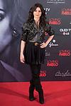 Spanish actress Penelope Cruz attends to presentation of film 'Loving Pablo' in Madrid , Spain. March 06, 2018. (ALTERPHOTOS/Borja B.Hojas)