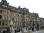 Langevin Building, Prime Minister of Canada offices