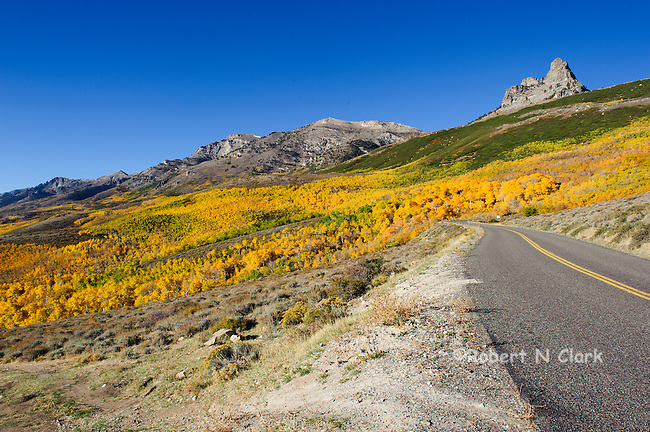 Fall photos of Angel Lake and surrounding areas of Northern Nevada