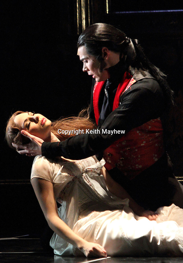 Matthew Bourne's 'Sleeping Beauty - a Gothic Fairytale' at Sadler's Wells, London. December 7th 2012<br />