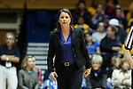 22 February 2013: Duke head coach Joanne P. McCallie. The Duke University Blue Devils played the Florida State University Seminoles at Cameron Indoor Stadium in Durham, North Carolina in a 2012-2013 NCAA Division I and Atlantic Coast Conference women's college basketball game. Duke won the game 61-50.