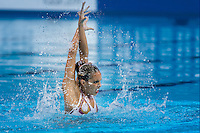 CARBONELL Ona ESP<br /> Kazan Arena Synchro Sincro Solo Technical Final<br /> Day02 25/07/2015<br /> XVI FINA World Championships Aquatics Swimming<br /> Kazan Tatarstan RUS July 24 - Aug. 9 2015 <br /> Photo G.Scala/Deepbluemedia/Insidefoto