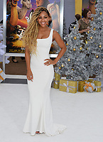 Meagan Good at the world premiere for &quot;The Star&quot; at the Regency Village Theatre, Westwood. Los Angeles, USA 12 November  2017<br /> Picture: Paul Smith/Featureflash/SilverHub 0208 004 5359 sales@silverhubmedia.com
