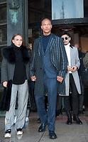 January 19 2018, PARIS FRANCE The Cerruti 1881 Show at the Fashion week<br /> Spring Summer 2018 at Palais Tokyo Paris.