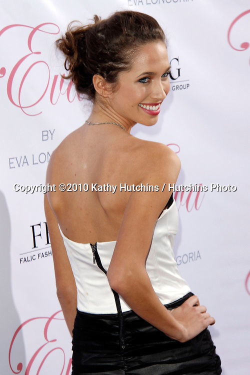 Maiara Walsh.Eva by Eva Longoria Parker Fragrance Launch Party.Beso Hollywood.Hollywood, CA.April 27, 2010.©2010 Hutchins Photo....