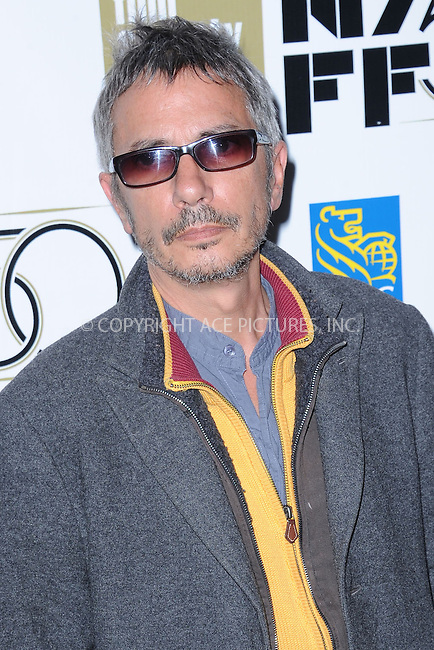 WWW.ACEPIXS.COM . . . . . .October 11, 2012...New York City....Leos Carax attends the 'Holy Motors' Premiere During The 50th New York Film Festival at Alice Tully Hall on October 11, 2012 in New York City ....Please byline: KRISTIN CALLAHAN - ACEPIXS.COM.. . . . . . ..Ace Pictures, Inc: ..tel: (212) 243 8787 or (646) 769 0430..e-mail: info@acepixs.com..web: http://www.acepixs.com .