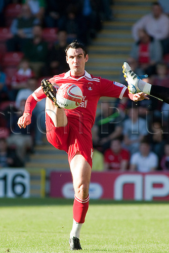 15.10.2011, London, England. Matthew Spring Orient's midfielder  in action during the NPower league one football match between Leyton Orient and Bury played at the Matchroom Stadium, Brisbane Road, London. Mandatory credit: ActionPlus