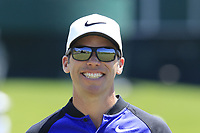 Paul Casey (ENG) walks to the 1st tee to start his match during Thursday's Round 1 of the 117th U.S. Open Championship 2017 held at Erin Hills, Erin, Wisconsin, USA. 15th June 2017.<br /> Picture: Eoin Clarke | Golffile<br /> <br /> <br /> All photos usage must carry mandatory copyright credit (&copy; Golffile | Eoin Clarke)