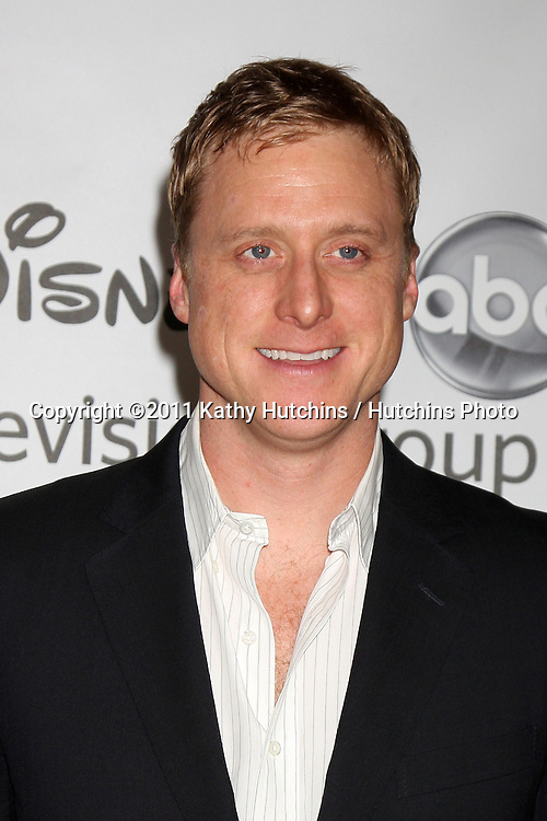 LOS ANGELES - AUG 7:  Alan Tudyk arriving at the Disney / ABC Television Group 2011 Summer Press Tour Party at Beverly Hilton Hotel on August 7, 2011 in Beverly Hills, CA