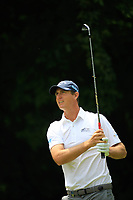 Nicolas Colsaerts (BEL) during the first round of the Shot Clock Masters, played at Diamond Country Club, Atzenbrugg, Vienna, Austria. 07/06/2018<br /> Picture: Golffile | Phil Inglis<br /> <br /> All photo usage must carry mandatory copyright credit (&copy; Golffile | Phil Inglis)