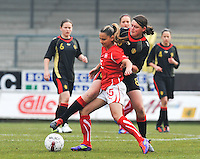 2012-04-13 U17 Belgium - Switzerland