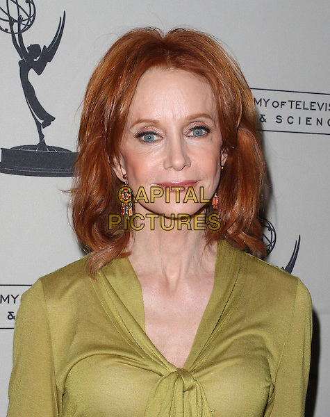 """Swoosie Kurtz.Academy Of Television Arts And Sciences Presents An Evening With """"Mike & Molly"""" Held At The Leonard Goldenson Theatre, North Hollywood, California, USA, 8th March 2012..portrait headshot green top blouse .CAP/ADM/KB.©Kevan Brooks/AdMedia/Capital Pictures."""