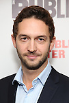 """Benjamin Thys during the Off-Broadway Opening Night performance party for """"Plenty""""  at the Public Theatre on October 20, 2016 in New York City."""