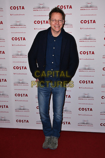 Simon Mayo<br /> Costa Book Of The Year Award 2016, at Quaglino&rsquo;s, London, England on January 31, 2017.<br /> CAP/JOR<br /> &copy;JOR/Capital Pictures